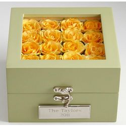 Rose Friendship Box