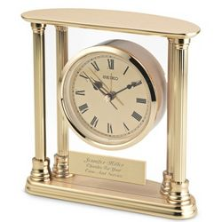 Float Dial Desktop Clock