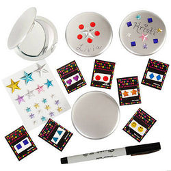 Compact Mirror Craft Kit
