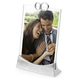 Forever Wedding Bands Picture Frame