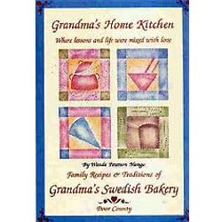 Grandma's Home Kitchen Book