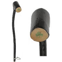 Authentic Irish Blackthorn Shillelagh