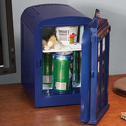 Doctor Who Mini Fridge