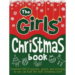 The Girl's Christmas Activity Book