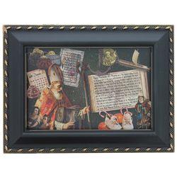 Saint Nicholas Story Music Box