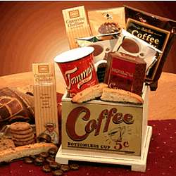 For The Love of Coffee Nostalgic Gift Box