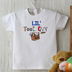 Lil Tool Guy© Infant T-Shirt