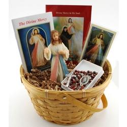 Divine Mercy Gift Basket