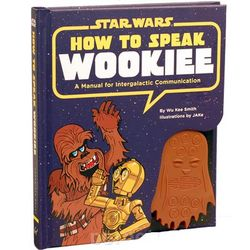 How to Speak Wookiee Book