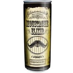 Moustache Elixir Energy Drink