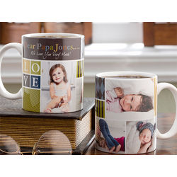 Personalized Photo Fun Coffee Mug