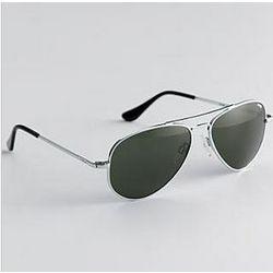 Randolph Concorde Chrome Sunglasses