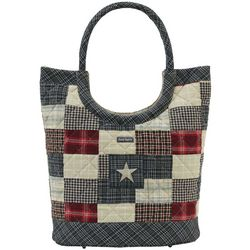 America Ring Snap Tote