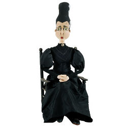 Frankenstein or Mrs. Frankenstein Halloween Decoration