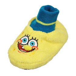 SpongeBob Squarepants Big Smile Slippers