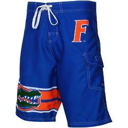 Florida Gators Athletic Stripe Boardshorts