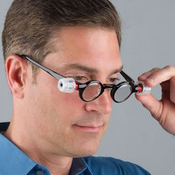 Adjustable Focus Reading Glasses