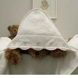 Payton's Posie Hooded Towel