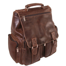 Jackson Genuine Leather Laptop Backpack