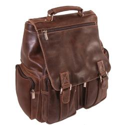Jackson Genuine Leather Laptop Backpack