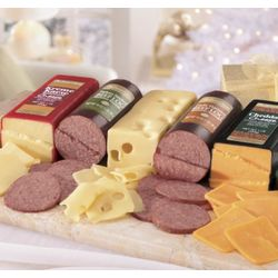The Cheese And Sausage Jumbos Gift of 6