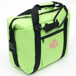 Green Cooler Bag