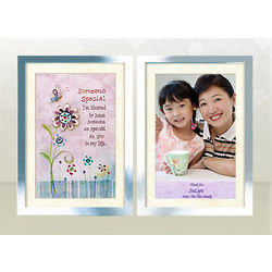 Special Blessing for a Special Person Double Photo Frame