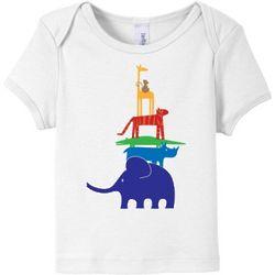 Baby's Zoo Animal T-Shirt