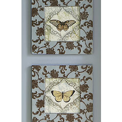 Butterfly Prints Wall Art