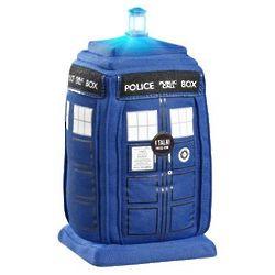 Doctor Who Talking Light Up Tardis Plushie
