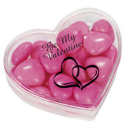 Personalized Heart Shaped Favor Boxes