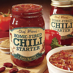 Chef Wave's Chili Starter Sauce Jar Duo