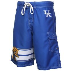 Kentucky Wildcats Athletic Stripe Boardshorts