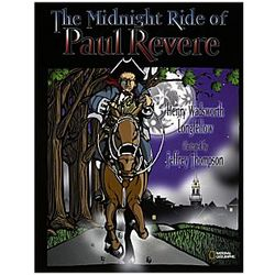 The Midnight Ride of Paul Revere Book