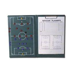 Soccer Magnetic Clipboard
