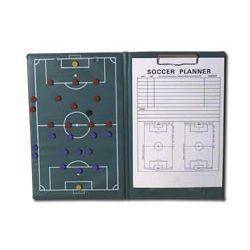 Soccer Magnetic Clipboard