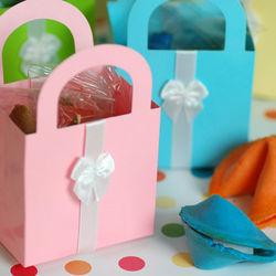 Mini Gift Bag Favor Kit