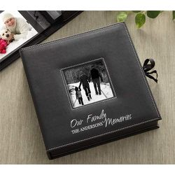 Personalized Family Memories Photo Album
