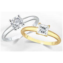 Create Your Own Diamond Solitaire Ring