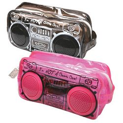 Le Boom Box Stereo Bag