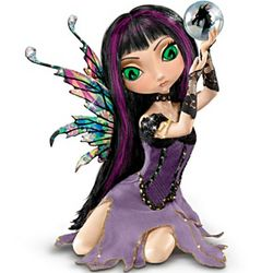Dragon's Magic Spell Fantasy Doll