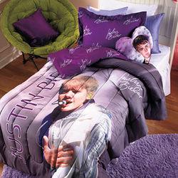 Justin Bieber Full Comforter Set