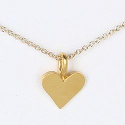 Maid of Honor Perfect Heart Necklace