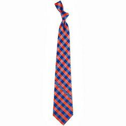 Florida Gators Woven Checkered Tie