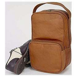 Golf Shoe Bag with Front Pocket