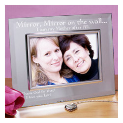 Mirror Mirror Mother Frame
