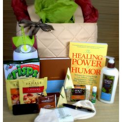 Unique get well gift basket for women and men for Unusual get well gifts
