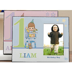 Precious Moments Personalized 1st Birthday Frame