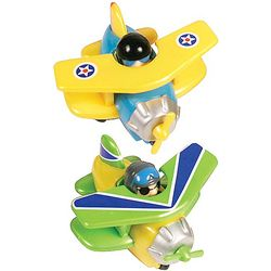 Propeller Plane Pull-Back Toys