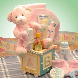 ABC's Bear Necessities Gift Set